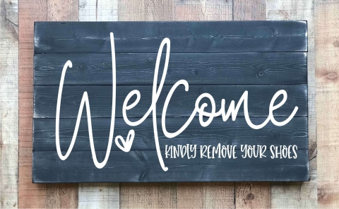 Outdoor Porch And Patio Signs By Caitlin